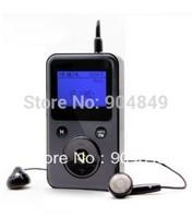 Free shipping pocket DAB Radio /DAB & DAB+ & FM +MP3 radio