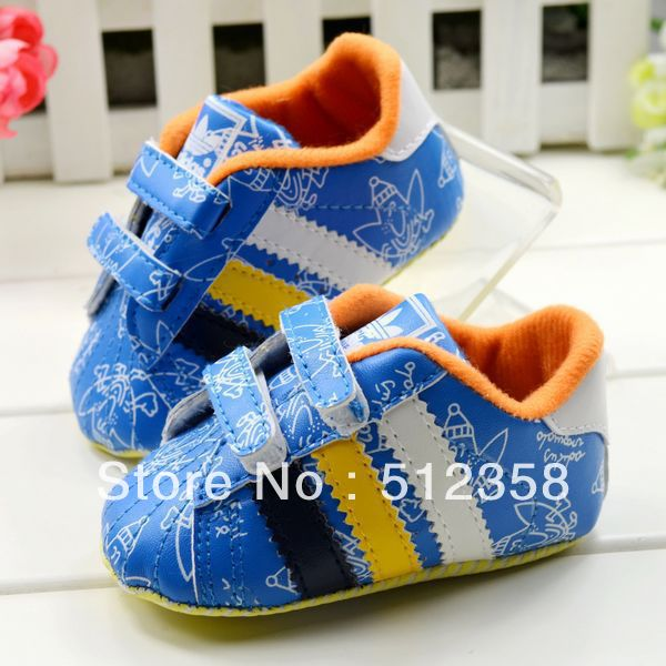 2013 Chinese OEM Brand toddler Shoes,Prewalkers,kids shoes ,Sports baby shoes for Boy and Girl ,6 pairs/lot ,free shiping.(China (Mainland))