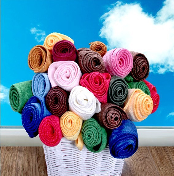 80*60cm micorfiber towels absorbent towel beauty towel dry hair washing towel car cleaning cloth kitchen cleaning(China (Mainland))