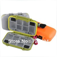 Free shipping ! 2013 Hot sale High quality New Fish Lure Tool  Waterproof  Tackle Fishing Box