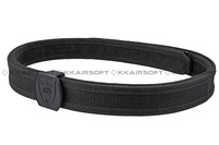 """IPSC Airsoft 1.5"""" Inner & Outer belt Black BD2353 free shipping"""