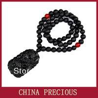 Free shipping Energy Men Necklace/ Magic Health Natural Stone/ whiten skin, circulate blocked pores, weaken yellow pigment 48cm