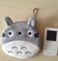 10PCS NEW JAPAN TOTORO Cat Plush Coin Purses & Wallet Pouch Case BAG Pendant Bags Beauty Holder Handbag