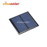 2V 160mA High Efficiency Polycrystalline Solar Cell for electronic DIY 60x60mm 0.3W