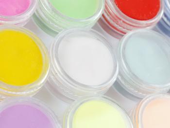 New Nail art 12 Color 3D Nail Art Acrylic Powder Manicure Nail Tips EL393 free shipping