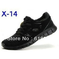 Second Generation Athletic shoes Free Shipping couple's 2012 NEW Free Run+ 2 Running Shoes New Barefoot shoes