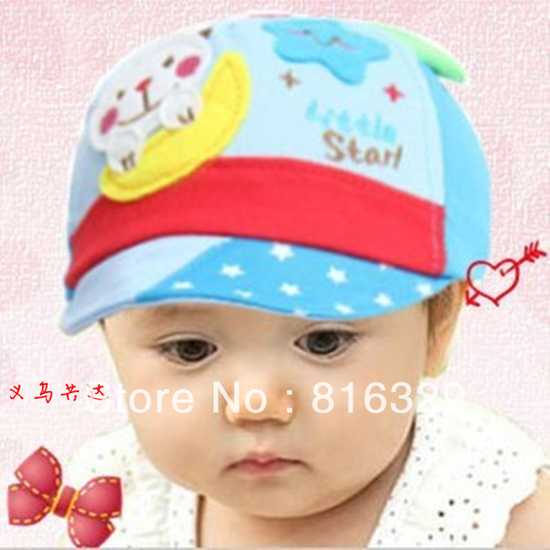 Children's sun hat,Mesh hat wholesale, Pure cotton hat, Spring, summer, autumn style hat(China (Mainland))