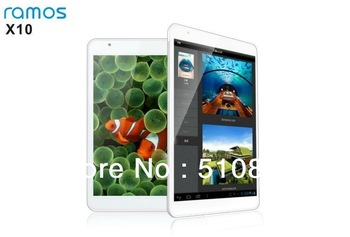 "Free shipping! IPS 1024X768 Screen 1GB RAM 16GB Dual Camera 5.0MP Ramos X10 mini pad Tablets 7.85"" Actions WIFI HDMI 3G Support"