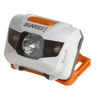 NEW ! Sunree 122 True Lumens LED Headlight IPX6 Waterproof Mini Led Headlamp Outdoor Camping Bicycle Motorcycle Cycing