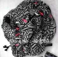 free sipping Stripe large cape geometric figure neon tassel big scarf large shawls 180*115 cm
