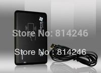 Free shipping,High Performance Access Control 125Khz USB RFID ID EM Card/Keyfobs Reader