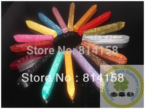 Ribbon sealing wax sticks with wick/Envelop sealing wax sticks with wick(China (Mainland))
