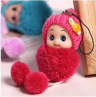 Free Shipping! 50pcs/lot Lovely dress dolls for girls fashion dolls toys for children Christmas gift
