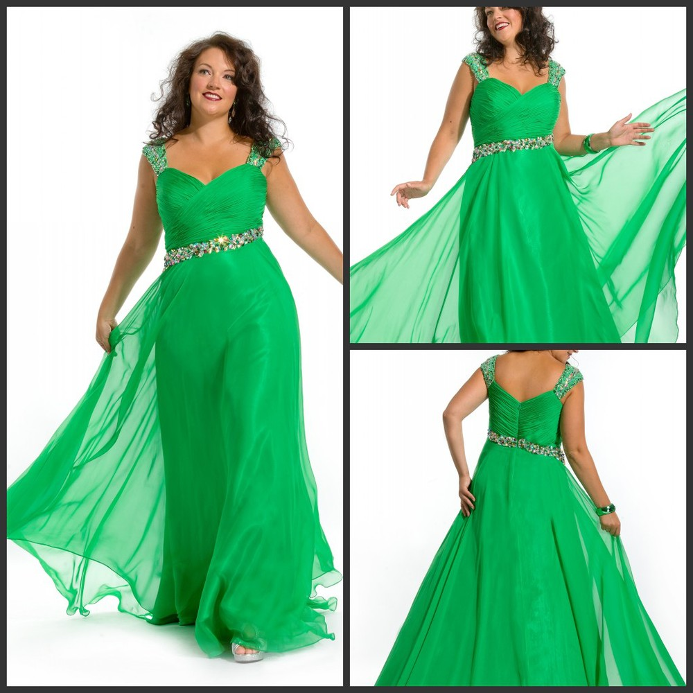Clover green plus size formal dresses evening wear clover green plus size formal dresses 66 ombrellifo Choice Image