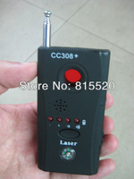 Multi-Detector Full-Range All-Round Detector For Hidden Camera / IP Lens/ GMS BUG / RF Signal Detector Finder(CC308+)