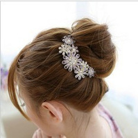 Min.order is $10(mix order) Free Shipping 2014  Fashion New Latest style  Headwear Hair accessories Flower hair sticks