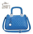 2013 Women's handbag queen series  women's cross-body bags blue bags womens handbag free shipping !