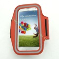 250pcs/lot Cell Phone Waterproof Sport Armband Case for Samsung Galaxy S4 i9500 free shipping