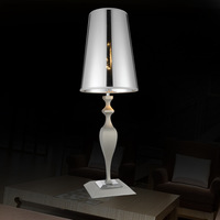 Modern brief decoration iron table lamp bedroom bedside lamp living room lamp 5020