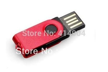 Wholesale beauty Custom computer components metal swivel usb 2.0 flash drive memory stick pendrive 16gb gift items