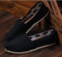NEW SXMQ  Women's/men's/Girl's shoes cloth shoes, Fashion Casual free shipping wholesale Size 4-11 wholesale black #11