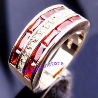 Кольцо 10KT Finger Rings 10 . 9/10/11/12 E2538