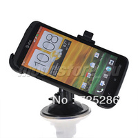CAR MOUNT HOLDER STAND KIT CRADLE FOR HTC ONE X Universal 360 Degree Car Mount Holder Windshield Cradle Stand Free Shipping