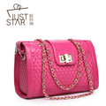 Just star 2013  package fashion shoulder bag  brand handbag  PU womens bags free shipping !
