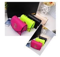 Free shipping--2013 new lady Korean retro fluorescent Messenger Shoulder Bag,tote bags women handbag