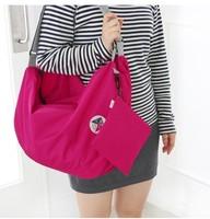 Fadish Iconic multifunctional folding travel storage bag shoulder bag student backpack,Free Shipping!
