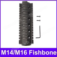 AR M14 / M16 Fishbone Style Gun Accessories