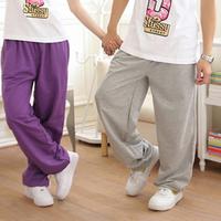 2013 spring and summer pants hiphop skateboard hip hop trousers pants hip-hop pants sports pants