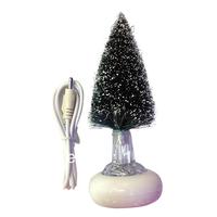 USB Christmas Tree LED decorated Gadgets 201