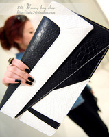 2013 day clutches, female clutch fashion vintage wallet messenger bag, women's patchwork handbag, envelope bag