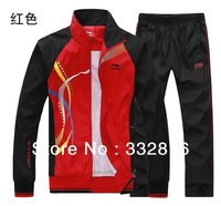 Free shipping sportswear for men and women suits tracksuit