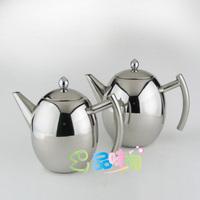 1.5L Steel handle coffee pot stainless steel kung fu teapot tea pot