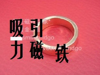 Gold plating magnet ring pk ring , magic magnet finger ring magnetic