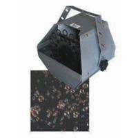 Wedding supplies small bubble machine metal computer case