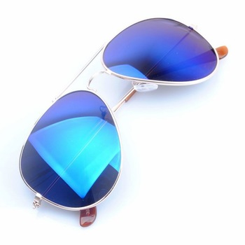 Korean fire fire small chili with paragraph in VCRUAN color reflective mirror sunglasses 3025 Lei Peng payments yurt