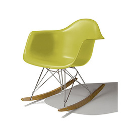 Free shipping Eames RAR Chair ,RAR Rocking Chair,RAR Side Chair,RAR Dining,RAR Chair Rocker chair in ABS seating and wooden leg(China (Mainland))