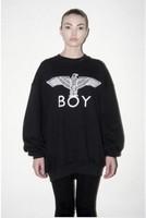 TOP SALE ! FH-235 Women/Men Eagle London BOY tops Long Sleeve Hoodies Plus Size Pullovers Fashion sweatershirt free shipping