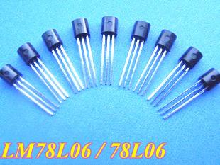 Транзистор China 78L 06/92 lm78L06 50pcs/lot neogum ng70