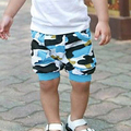 Free Shipping Kids Summer Cool Shorts for Little Boys Fashion Shorts K0506
