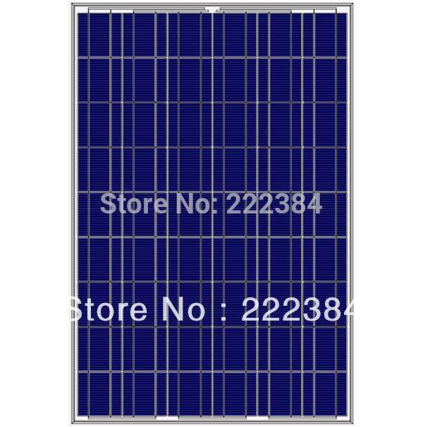 Special price 200W High quality polycrystalline solar panel, for 24V battery charging(China (Mainland))