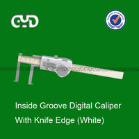 Inside Groove Digital Caliper With Knife Edge (5118-150A)