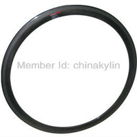 Full carbon fiber 700C 39mm clincher rim CR39