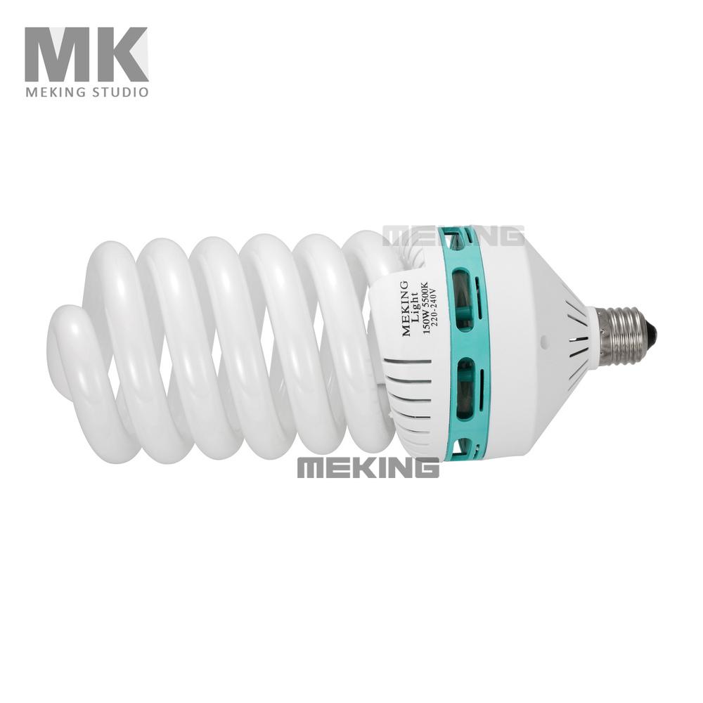 Tri-phosphor light bulb 150w 5500K 220V E27 photo video studio daylight bulbs(China (Mainland))