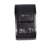 POS Thermal Receipt Printer+58mm paper width+USB port+60mm/s
