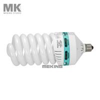 Tri-phosphor light bulb 150watt 5500K 110V E27 photo video studio daylight lamp