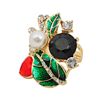 032 fashion accessories 2013 fashion magazine ring  jewelry women